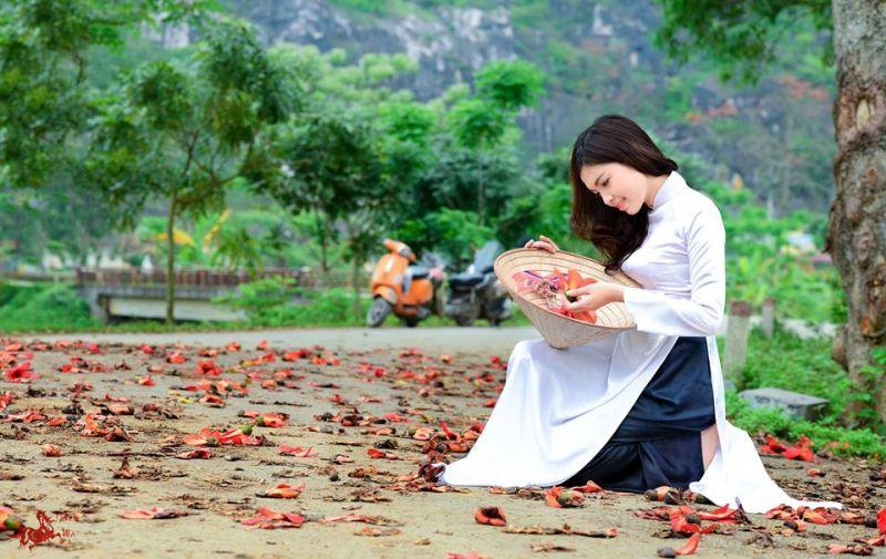 Bài thơ: THÁNG BA!  -  Nguyễn Đức Phúc
