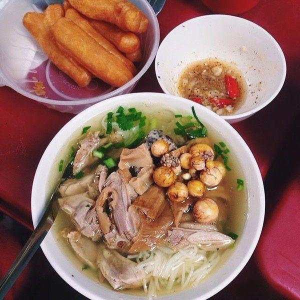 Bánh đa ngan – Nguyễn Bình
