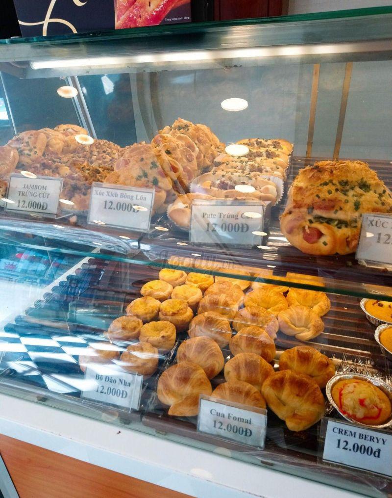 Bánh mì Bakery ABC