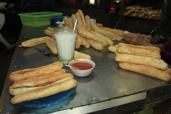 Bánh mỳ que Đà Nẵng