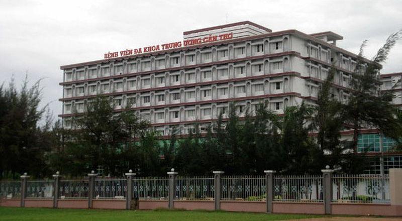 Bệnh viện Đa khoa Trung ương Cần Thơ