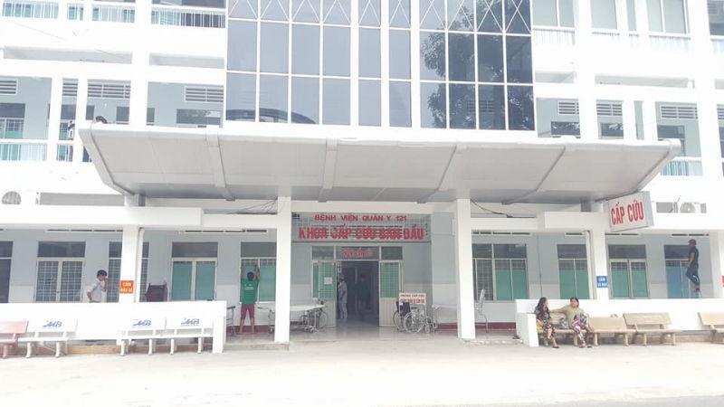 Bệnh viện Quân y 121