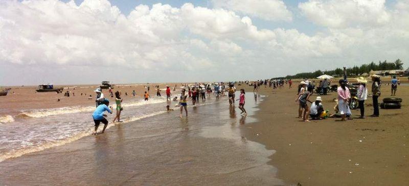Biển Cồn Bửng