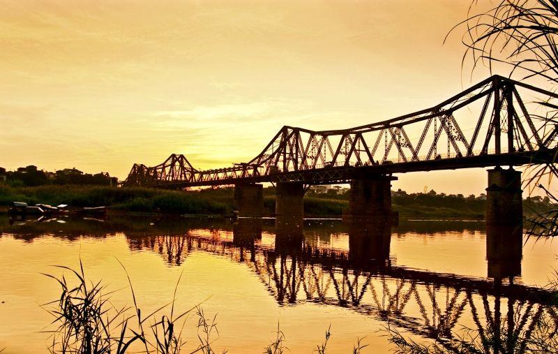 Cầu Long Biên - Hà Nội