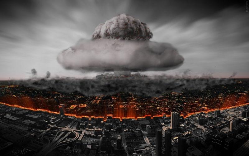 Chiến tranh thế giới với các loại vũ khí hạt nhân, vũ khí hóa học