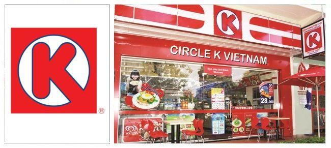 Chuỗi cửa hàng tiện lợi Circle K
