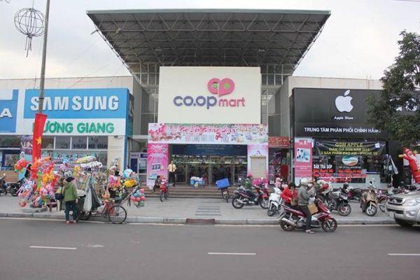 Co-opMart Quy Nhơn