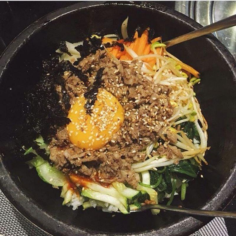 Cơm trộn – Gumiho Grill & Shabu