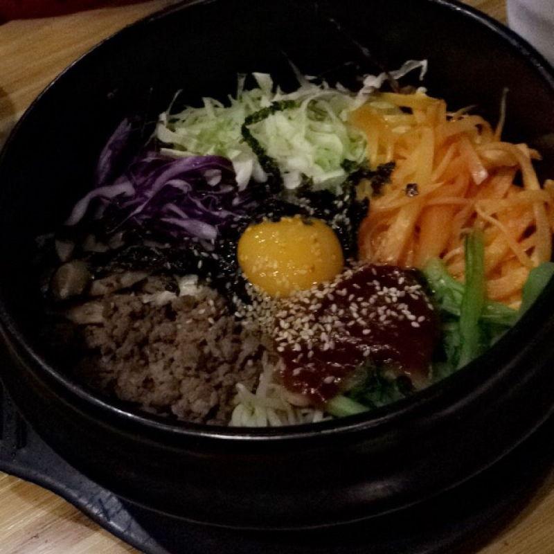 Cơm trộn – Hancook Restaurant