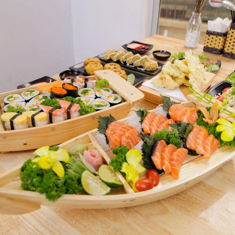 Cơm trộn - AA Sushi - Cửa Bắc
