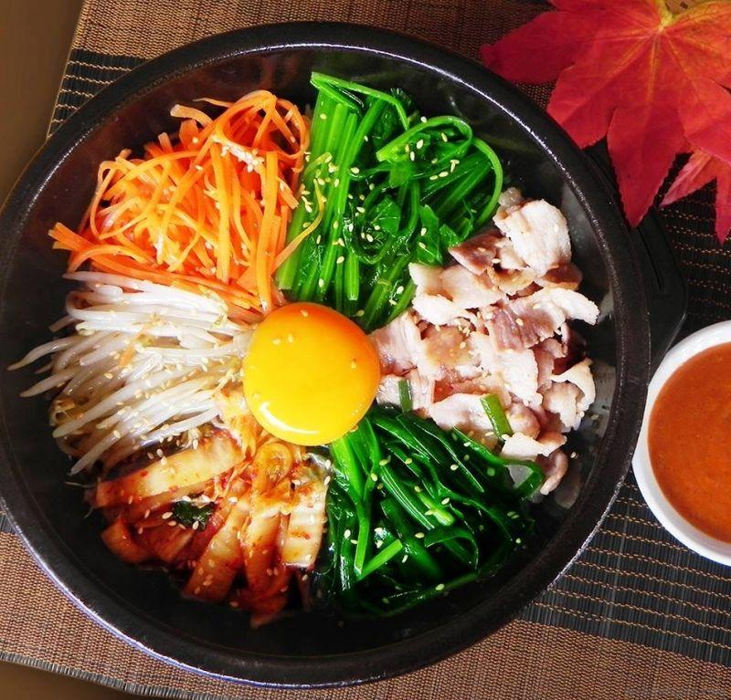 Cơm trộn - Family - Quán Ăn Nhanh Hàn Quốc