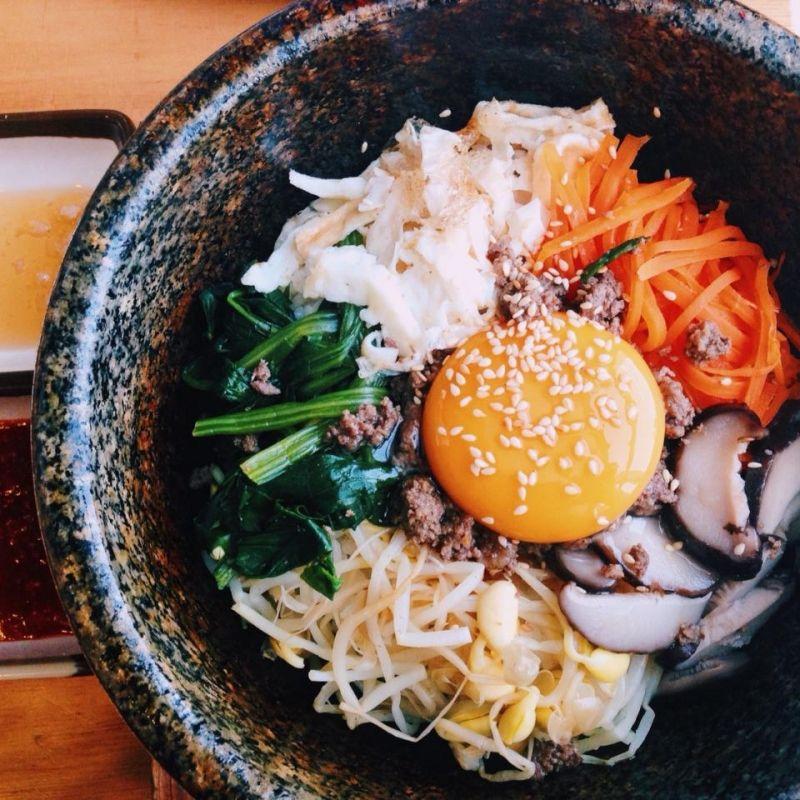 Cơm trộn - Gogi House - Quán Nướng Hàn Quốc