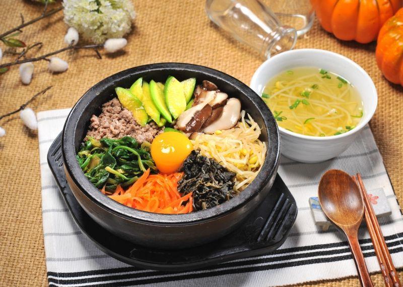 Cơm trộn - HanKang Quán