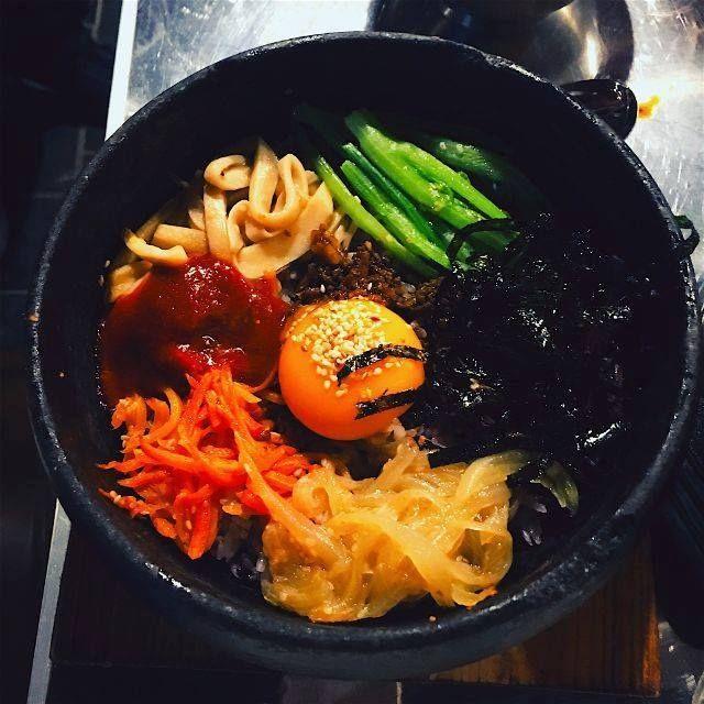 Cơm trộn - K-pub - Korean BBQ Garden