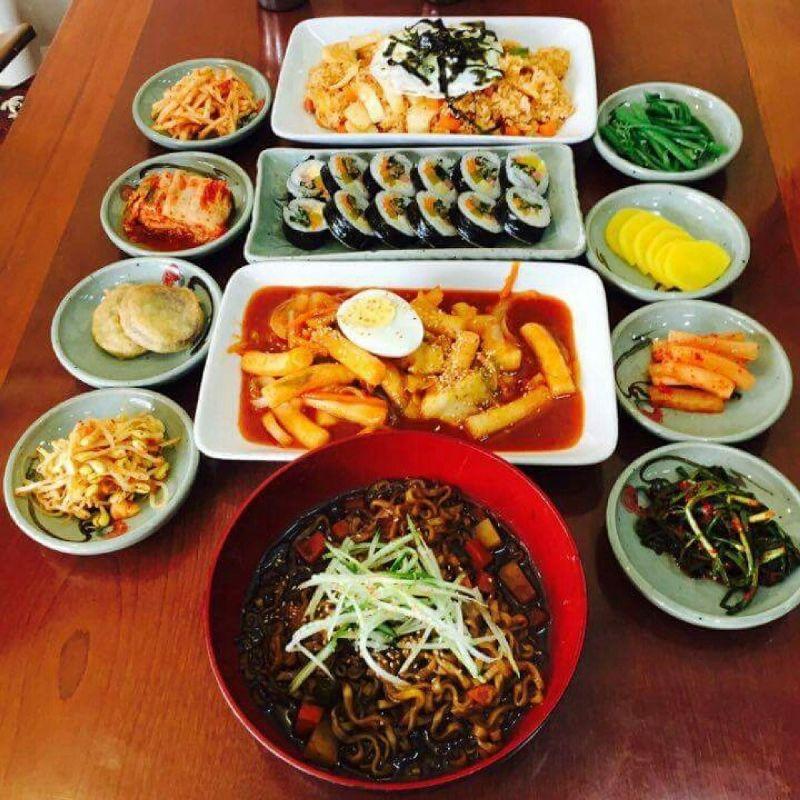 Cơm trộn - Kim Bap Cheon Guk