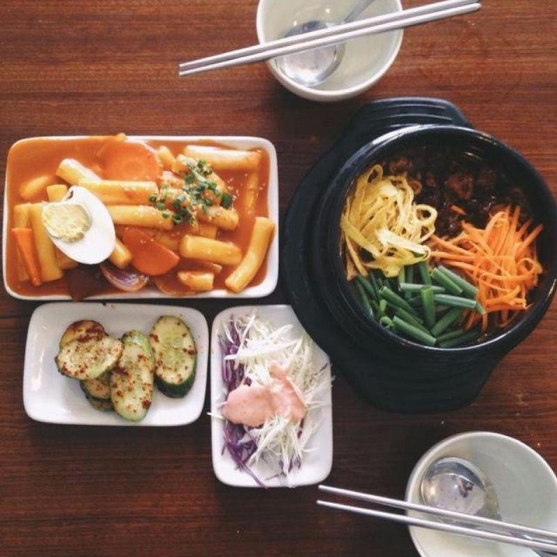 Cơm trộn - Little Korea Homemade