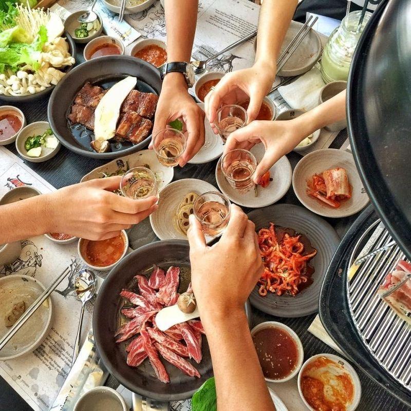 Cơm trộn - Yukssam BBQ - Thịt nướng và Lẩu Hàn Quốc