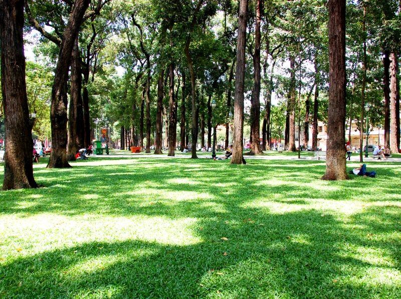 Công viên 30/04 quận 1