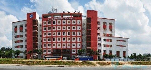 Đại học Quốc Tế TP HCM