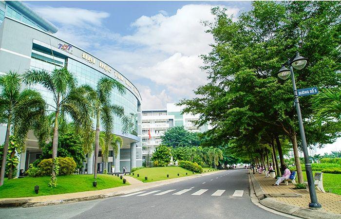 Đại học Tôn Đức Thắng TP.HCM