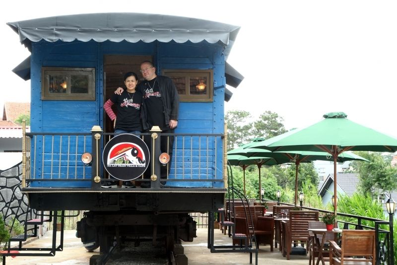 Dalat Train and Villa