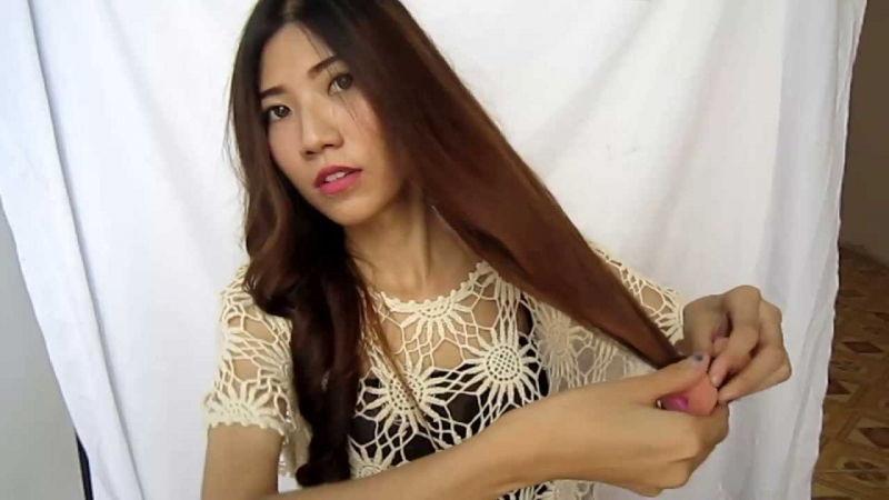 Giữ nếp tóc