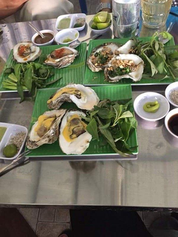 Hệ thống hàu nướng 5K Sài Gòn