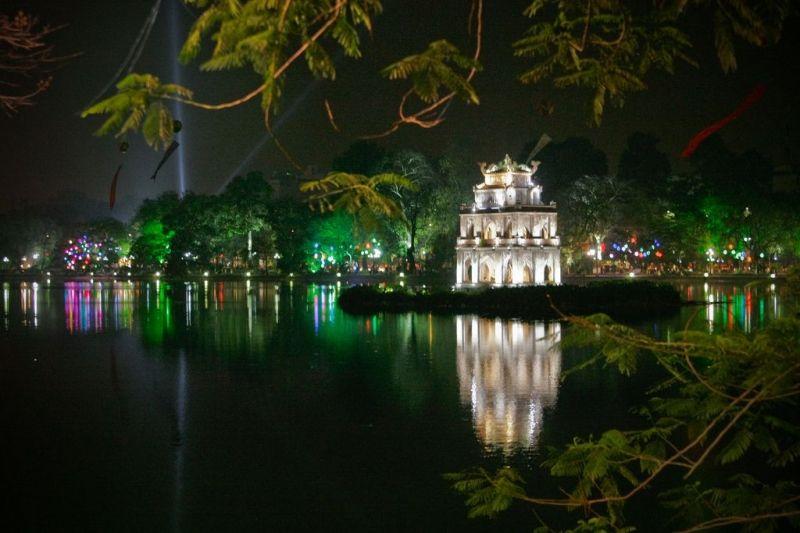 Hồ Hoàn Kiếm, Hà Nội