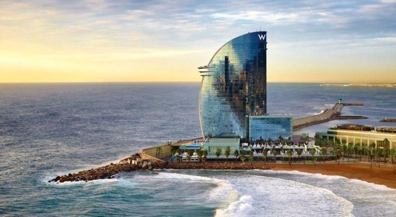 Khách sạn W ở Barcelona