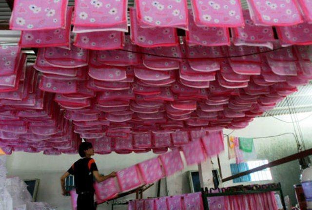 Làng nghề dệt vải Phương La
