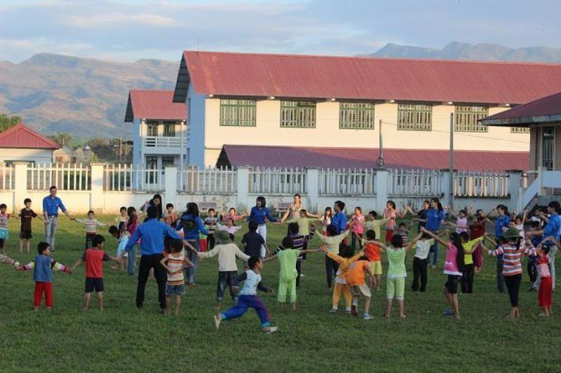 Làng trẻ em SOS Điện Biên, Điện Biên