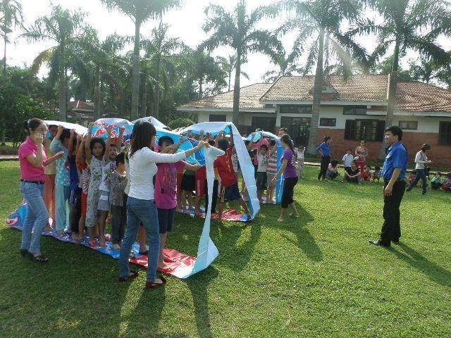 Làng trẻ em SOS Hải Phòng, Hải Phòng