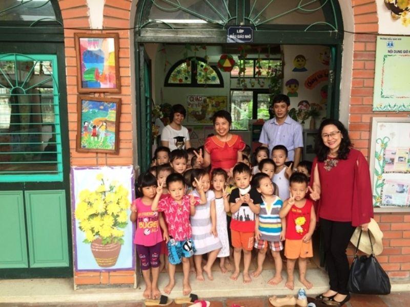 Làng trẻ em SOS Mai Dịch, Hà Nội