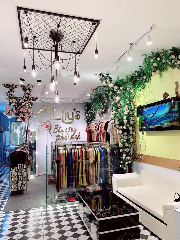 Lily's shop - Bầu cũng phải xinh