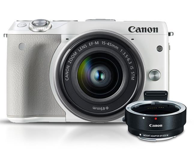 Máy Ảnh Canon M3 KIT