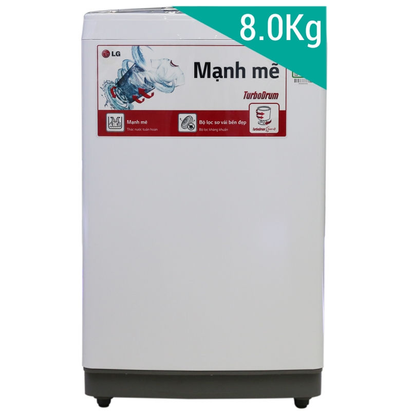 Máy giặt LG WF-S8019BW 8.0 kg