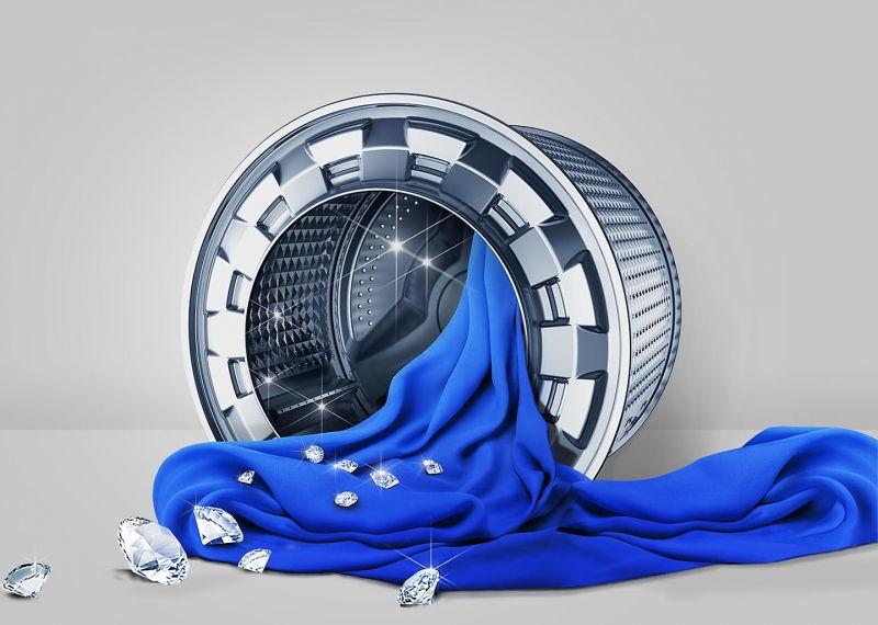 Máy giặt Samsung 8kg WW80J4233GW