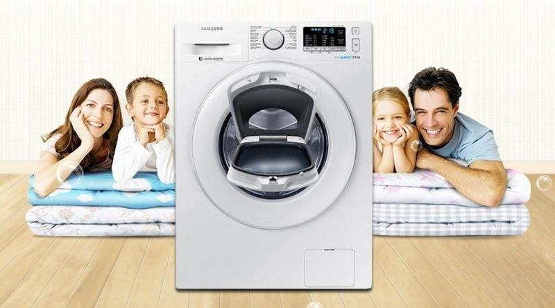 Máy giặt Samsung 8kg WW80K5410WW