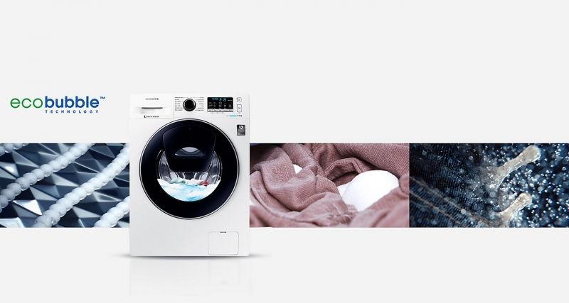 Máy giặt Samsung AddWash 8kg (WW80K5410US)