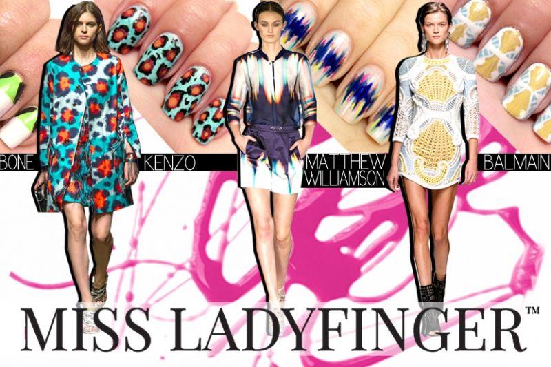 Miss Lady finger