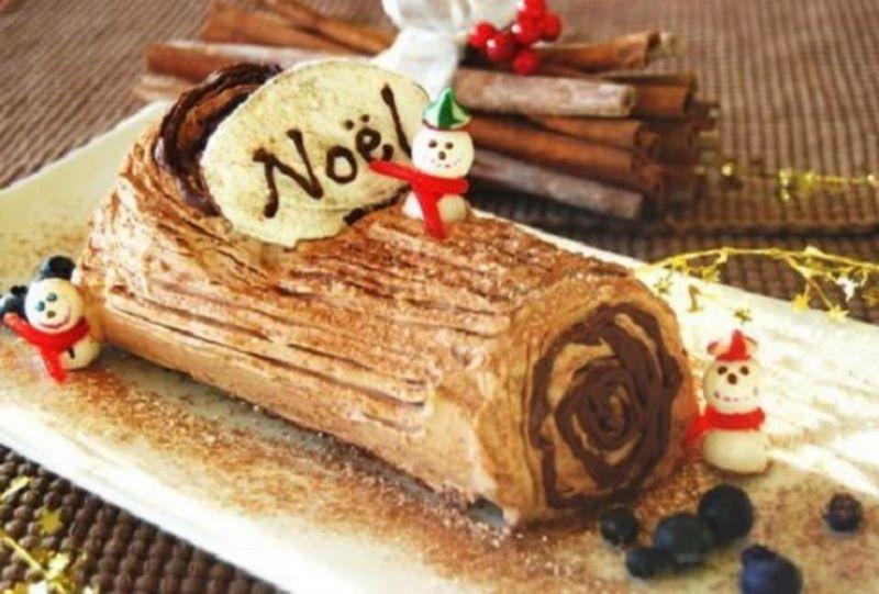 Món ăn ngon trong ngày lễ Giáng sinh