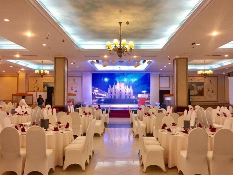 Nhà hàng tiệc cưới  - Sammy Đà lạt hotel