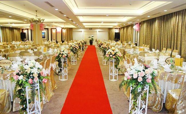 Nhà hang tiệc cưới - khách Sạn La Sapinette