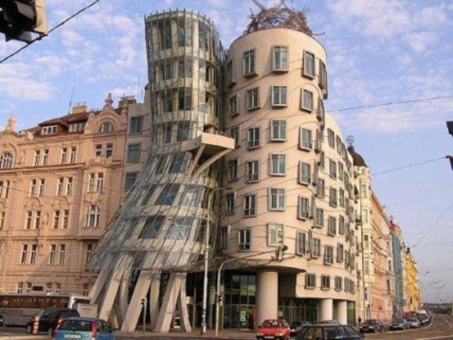 Nhà nhảy múa ở Praha