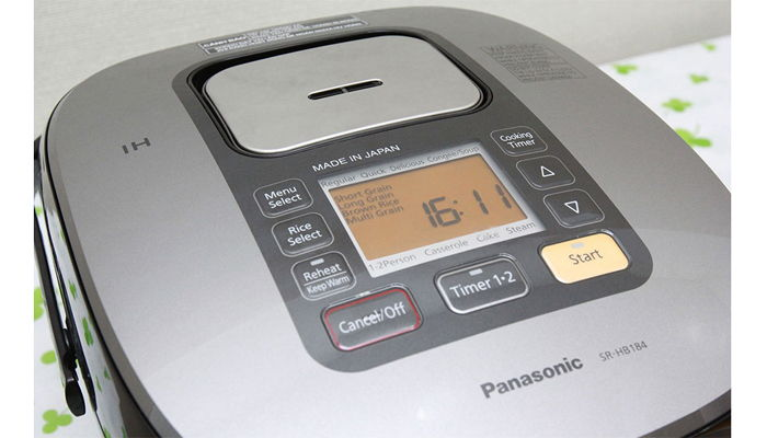 Nồi cơm điện cao tần Panasonic SR-HB184KRA