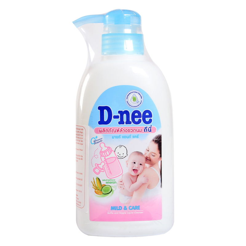 Nước rửa bình sữa D-nee
