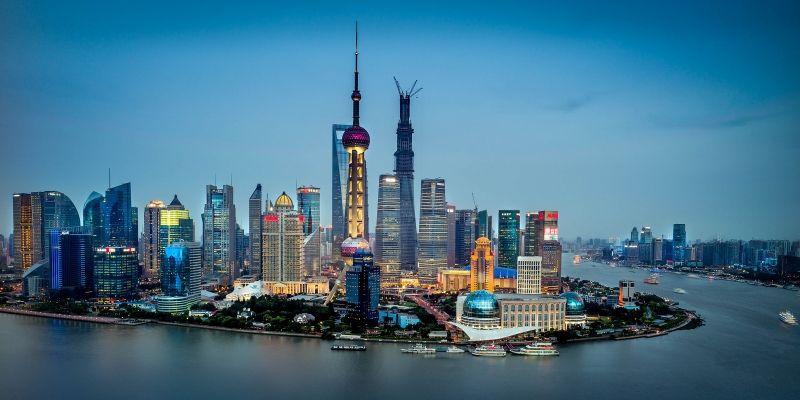 Oriental Pearl - Trung Quốc