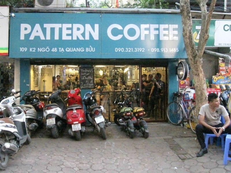 Pattern Coffee