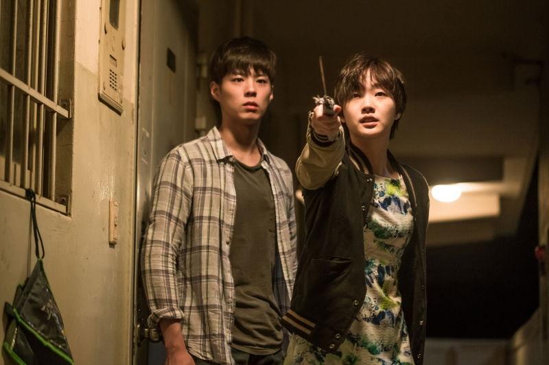 Phố Người Hoa - Coin Locker Girl (2015)