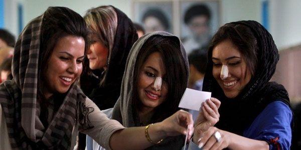 Phụ nữ Iran